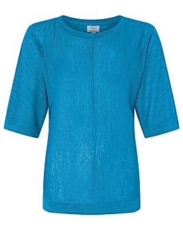 Monsoon Corina Linen Jumper
