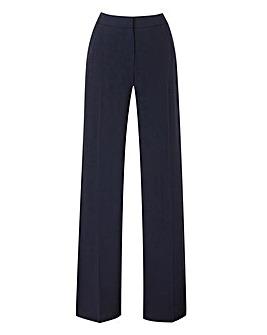Wide-Leg Trousers Short