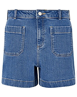 Monsoon Kyra Denim Short