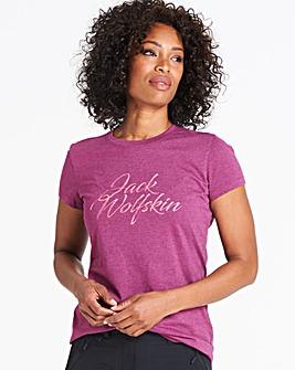 Jack Wolfskin Logo T-Shirt