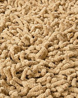 Chenille Noodle Rug