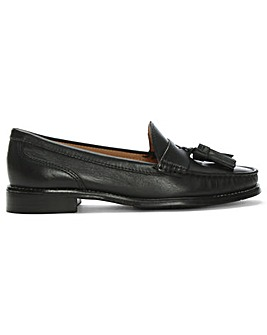 Daniel Glenster Leather Chunky Loafers