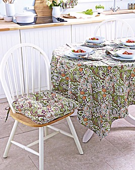 William Morris Table Cloth and 4 Napkins