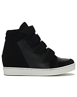 Daniel Camley Concealed Wedge High Tops