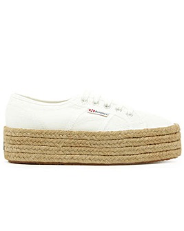 Superga 2790 Canvas Flatform Espadrilles