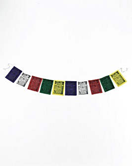Tibetan Prayer Flag Pack of 2