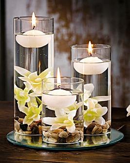 Floating Candle Set