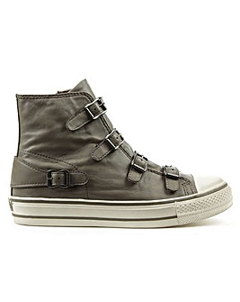Ash Virgin Leather Womens Trainer