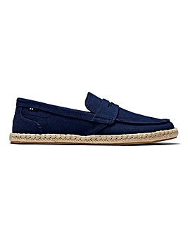 Toms Earthwise Stanford Rope Loafer