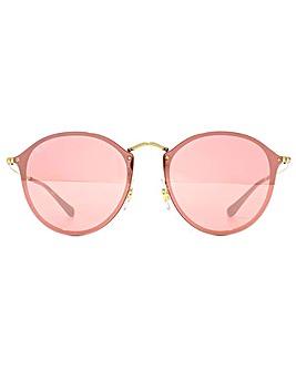 Ray-Ban Blaze Round Sunglasses