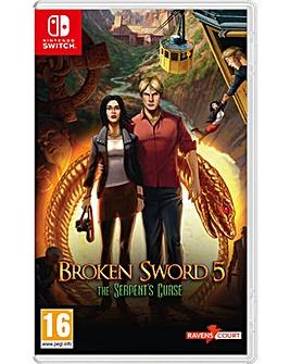 Broken Sword Nintendo Switch