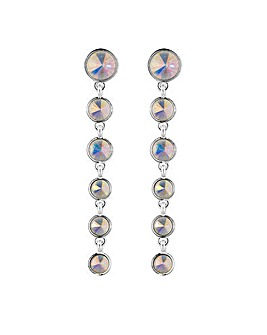 Jon Richard Swarovski Drop Earring