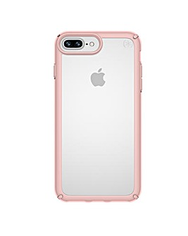 iPhone 6/6S/7/8 Plus Clear Rose Gold