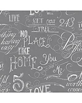 Fresc Chalkboard Grey