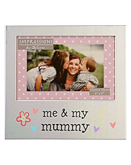 Me & my Mummy Photo Frame