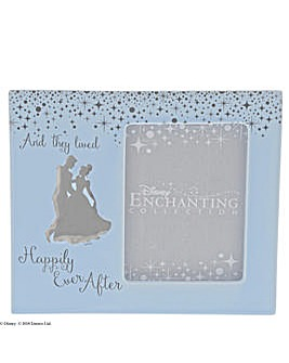 Enchanting Disney Cinderella Photo Frame