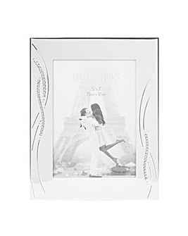 Crystal Design Photo Frame