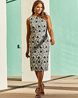 22f29083408 Joanna Hope Luxury Mono Lace Dress
