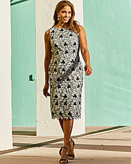 Joanna Hope Luxury Mono Lace Dress e7dcf648d