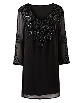 Joanna Hope Beaded Tunic