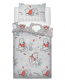 Winnie The Pooh Clouds Rotary Duvet