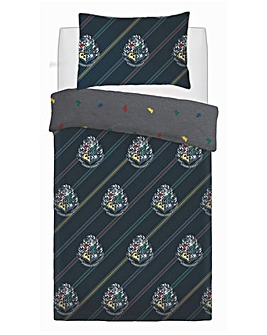 Harry Potter House Colours Rotary Duvet