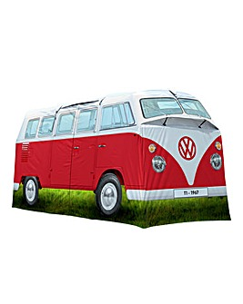 VW Camper Van Tent - Titan Red