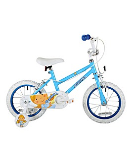 "Sonic Angel 14"" Girls Bike"