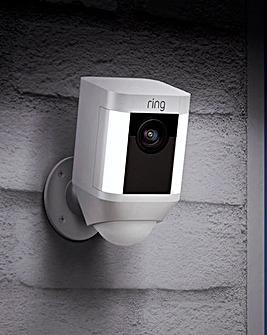 Ring Doorbell Kit - Video Doorbell 3 and Spotlight Battery Cam