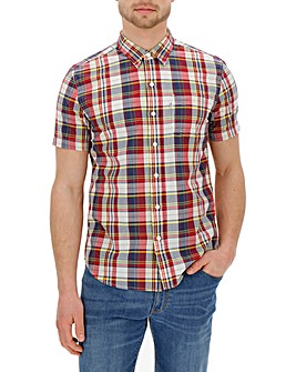 Levi's Red Check Shirt