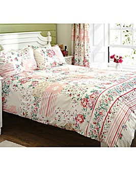 Country Patchwork Duvet Set