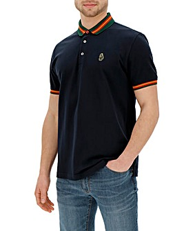 Luke Sport Star Vintage Tape Polo