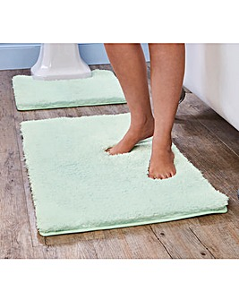 Comfort Bathroom Mat Set