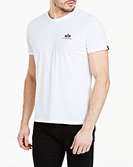 Alpha Industries Small Logo T-Shirt