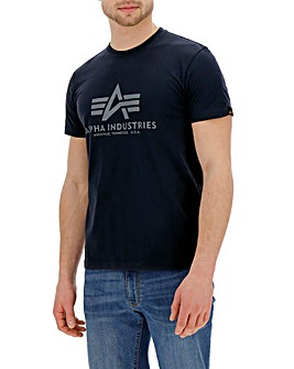 Alpha Industries Logo T-Shirt