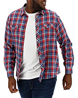 Joe Browns Check On It Shirt Long