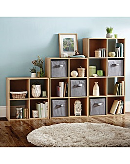 Essential Storage Cube Unit 3x2