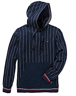 Jack & Jones Originals Pinstripe Sweat Hoodie