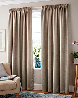 Embossed Thermal Blockout Curtain