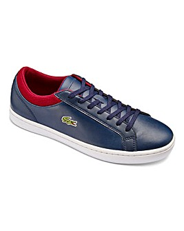 Lacoste Straightset Mens Trainers