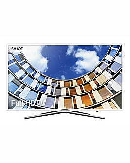 Samsung 43 Smart HD TV White
