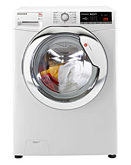 Hoover 10kg 1600rpm One Touch White