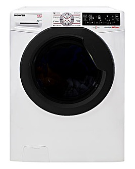 Hoover 12kg 1600rpm One Touch White/Tint