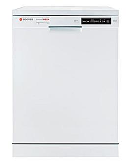 Hoover 16 Place Dishwasher White