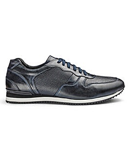 Capsule Active Leather Trainers