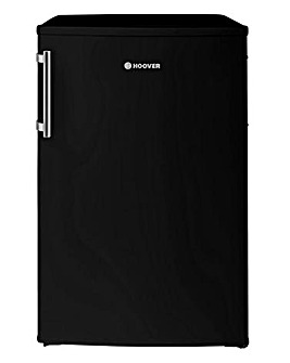 Hoover 55cm Undercounter Fridge Black