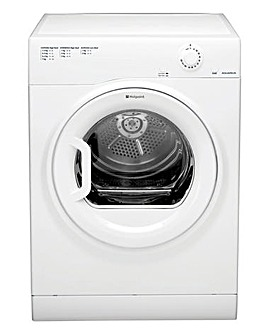 Hotpoint Aquarius TVFM70BGP 7kg Vented Dryer White