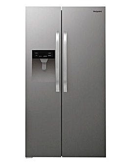 Hotpoint American Side By Side Silver