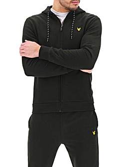 Lyle & Scott Core FZ Midlayer
