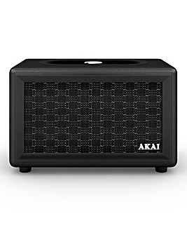 Akai Retro Bluetooth Speaker Black